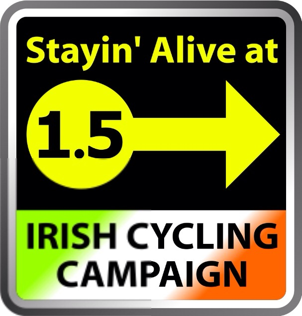 Image result for 1.5 meters between cyclists and motorists